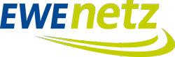 Das Logo der EWE