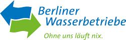Das Logo der Berliner Wasserbetriebe
