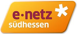 Das Logo von E-netz Südhessen