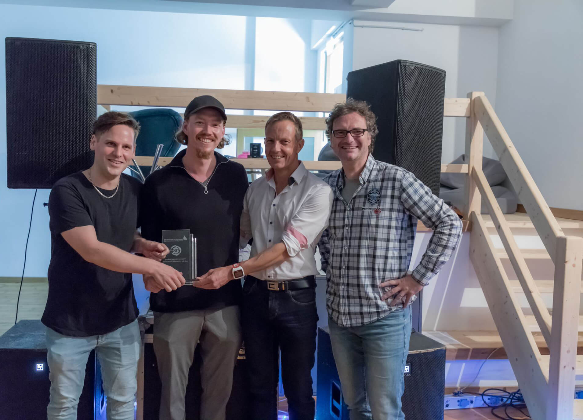Verleihung des Qualitätslabels der Universität Paderborn an syqlo